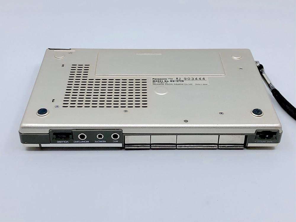 Panasonic RQ-2720 Portable Cassette Recorder