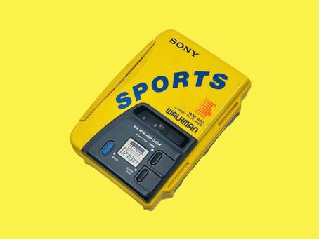 Sony Sports Walkman WM-A52