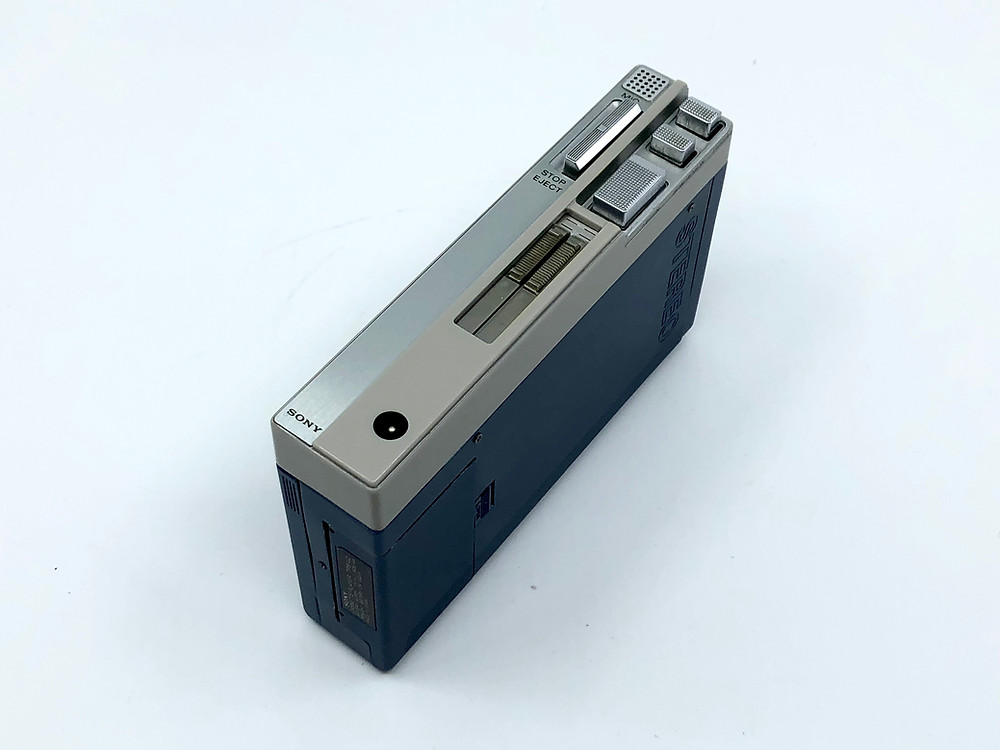 First ever Sony Walkman TPS-L2 Portable Cassette Player
