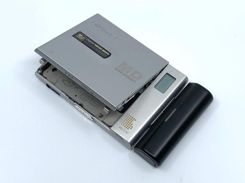 Sony Walkman MZ-E50 MiniDisc Player