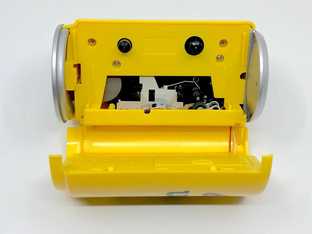 Suntory C.C. Lemon Cassette Player