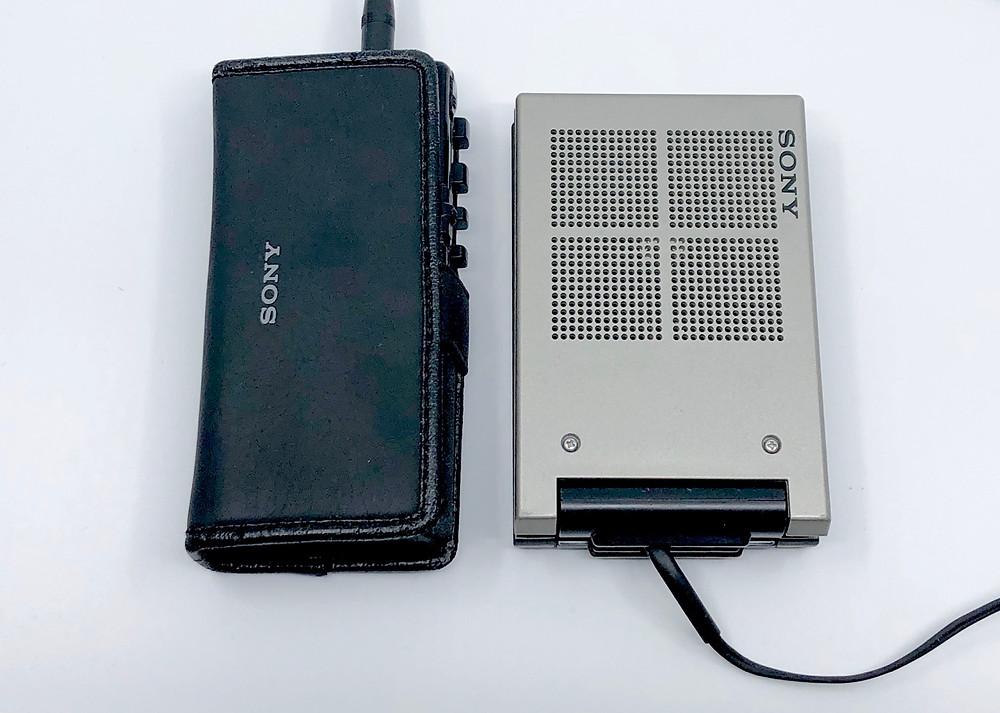 Sony Scoopman NT-1 Portable Digital Cassette Recorder