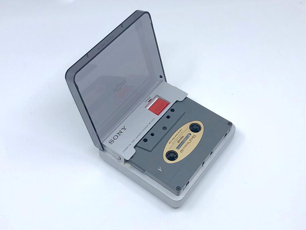Sony BE-A200 Winder Eraser (+Video)