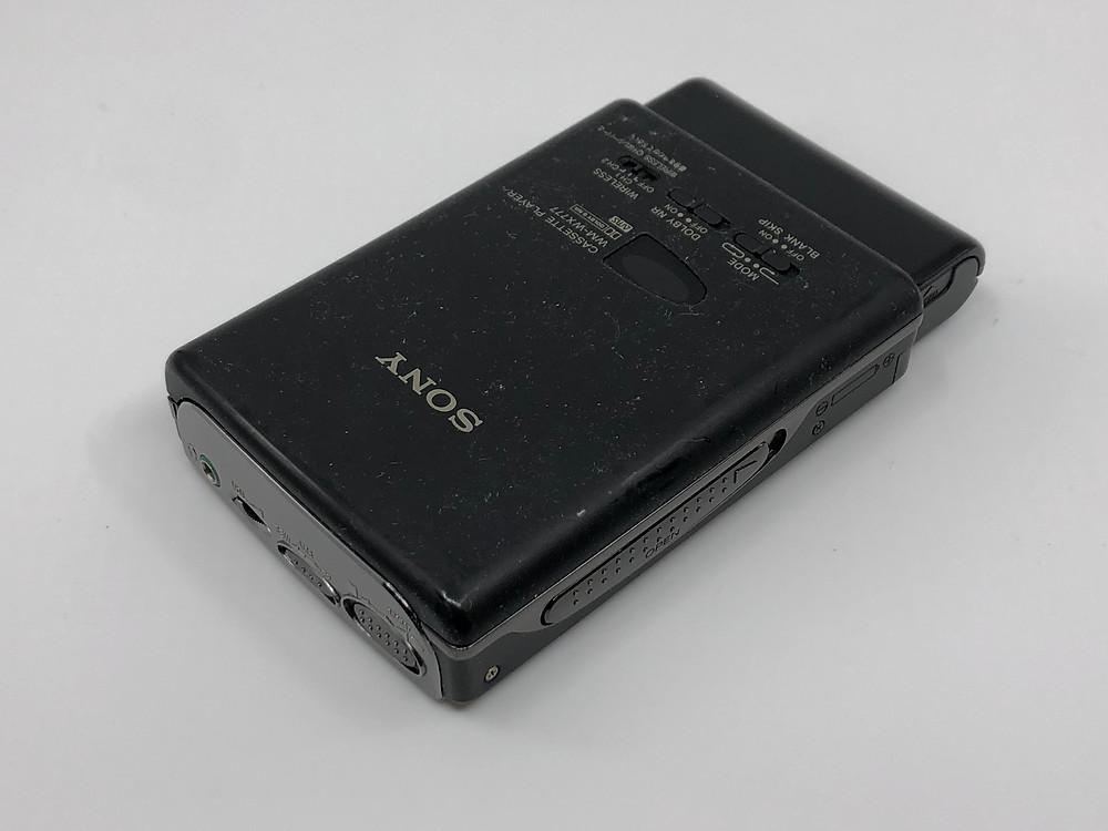 Sony Walkman WM-WX777 Hi-Band Portable Cassette Player