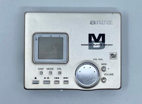 Aiwa AM-HX3 MiniDisc Player