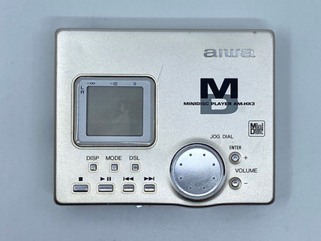 Aiwa AM-HX3 MiniDisc Player