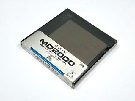 Sony MD2000 Professional MiniDisc