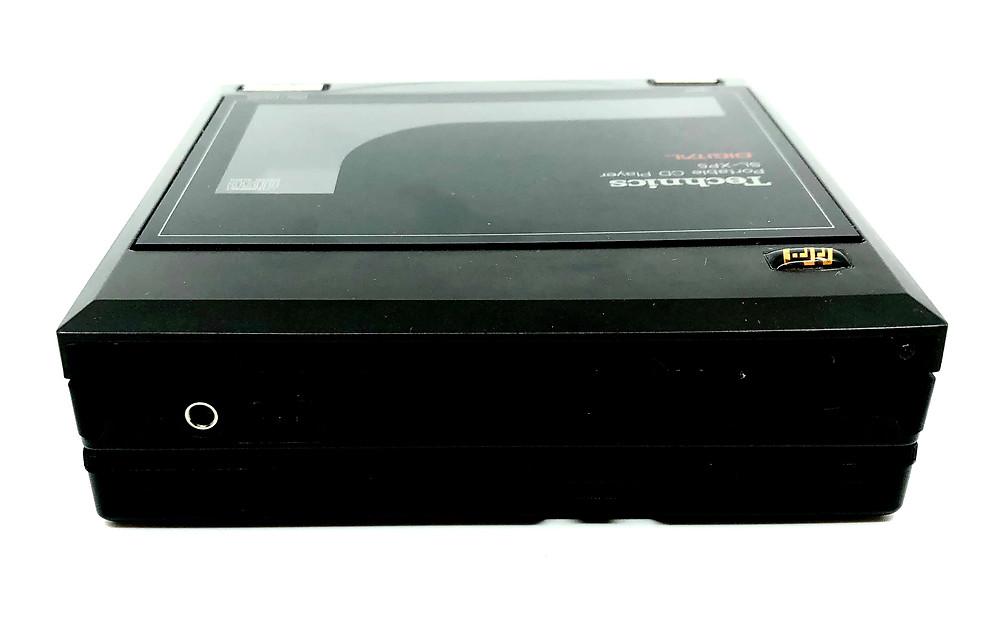 Technics SL-XP5 Portable CD Player