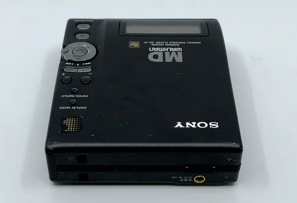Sony MZ-2P MD Player