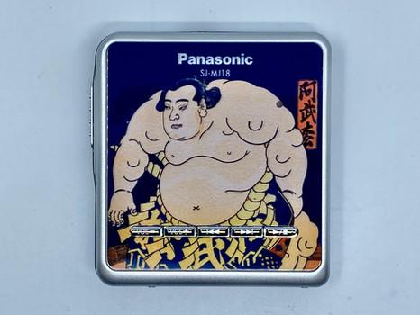 Panasonic SJ-MJ18 ZJ04 MiniDisc Player