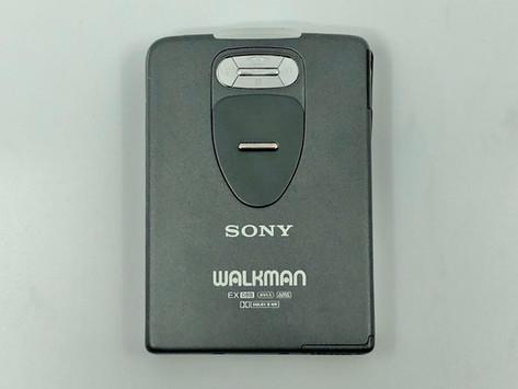 Sony Walkman WM-EX1 Portable Cassette Player