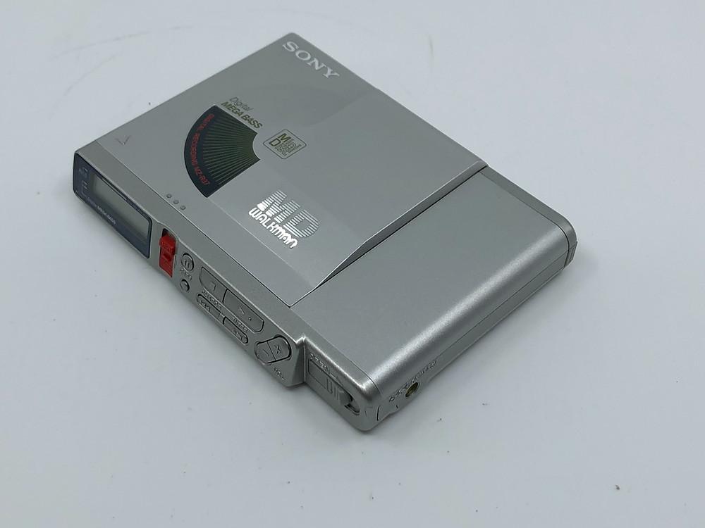 Sony MZ-R37 MD Recorder