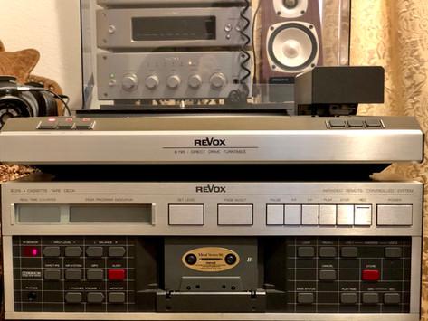 Revox System : B795 Turntable, B215 Cassette Deck