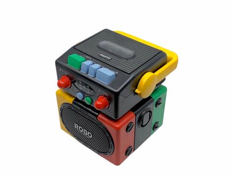 Sanyo Robo Series Cassette Please