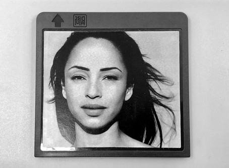 Sade - The Best of Sade MiniDisc Album