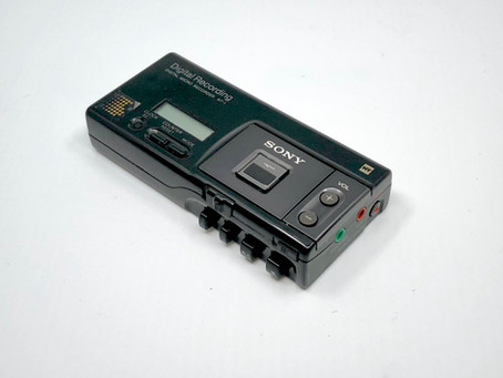 Sony NT-1 Scoopman