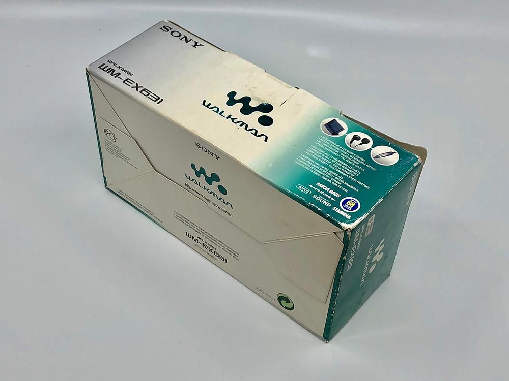 Sony Walkman WM-EX631 Portable Cassette Player