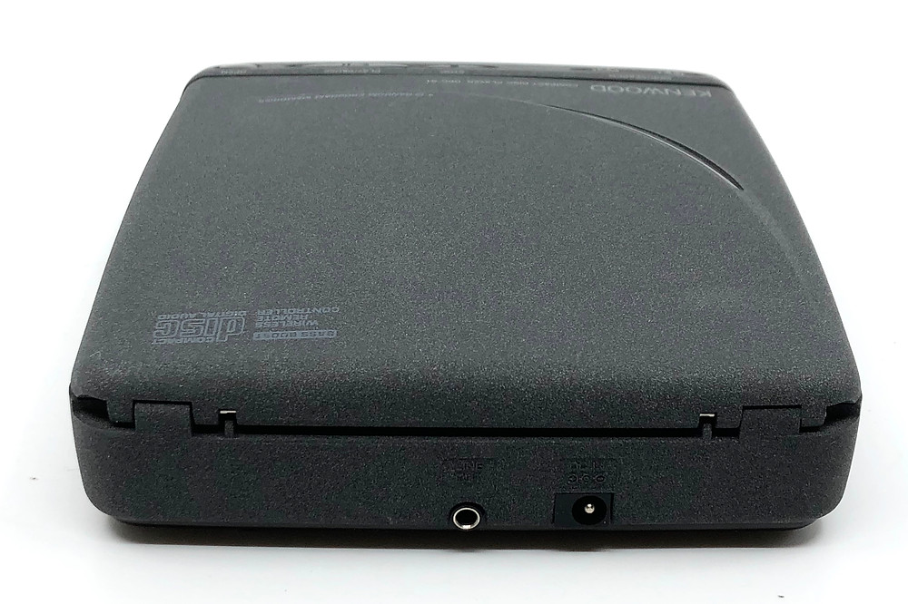 Kenwood DCP-61 Portable CD Player