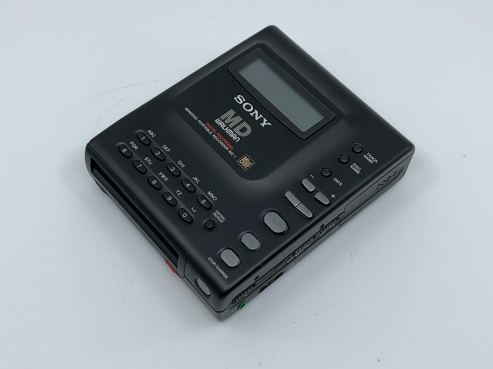 Sony MZ-1 MD Recorder