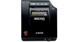 Sony Discman D303 Portable CD Player