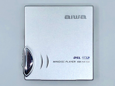 Aiwa AM-HX100 MiniDisc Player