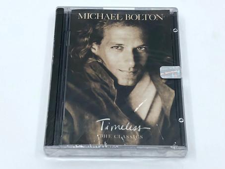 Michael Bolton - Timeless MiniDisc Album