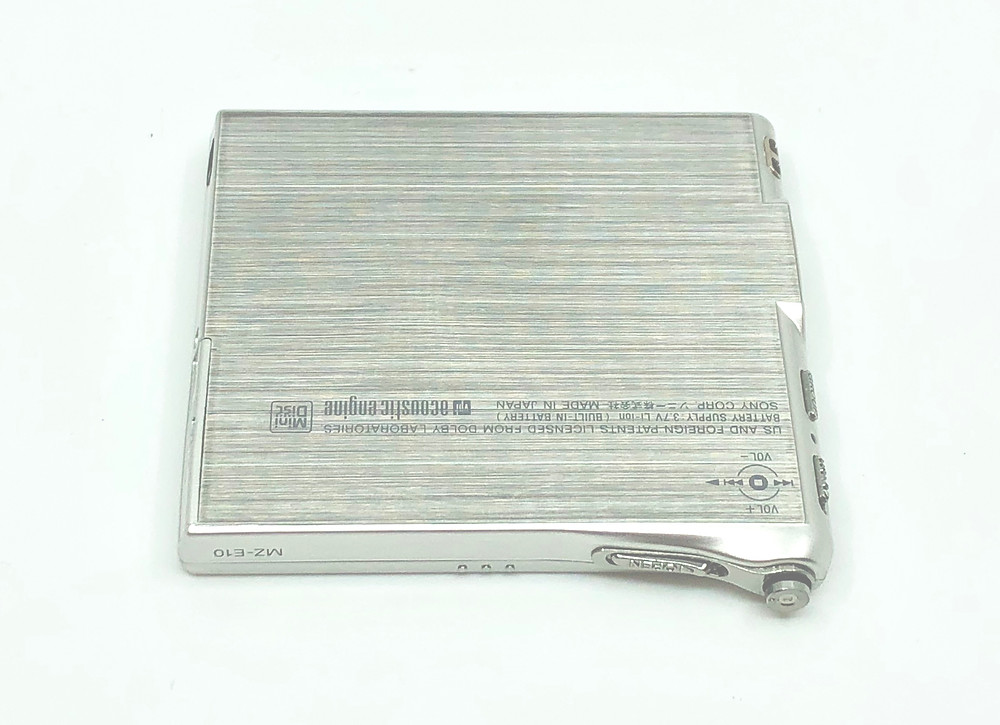 Sony MZ-E10 MD Player