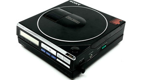 Sony Discman D-50MKII Portable CD Player