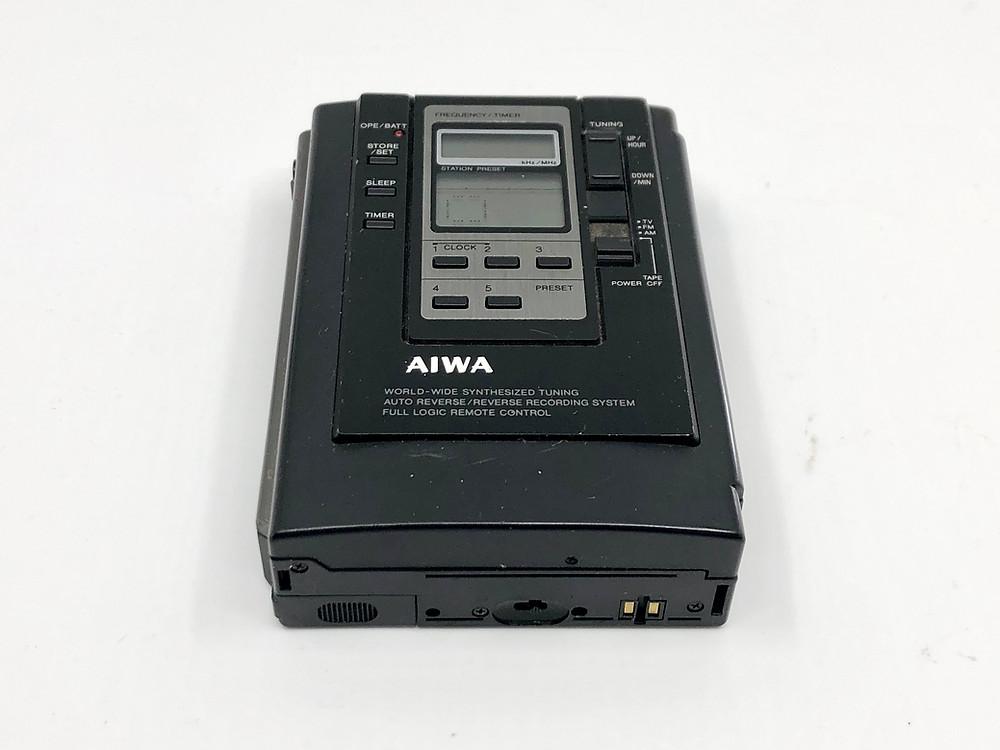 Aiwa HS-JX30 Portable Cassette Player