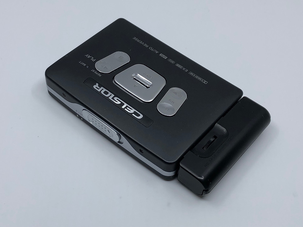 Sony WM-EX622 Celsior Special Edition Portable Cassette Player