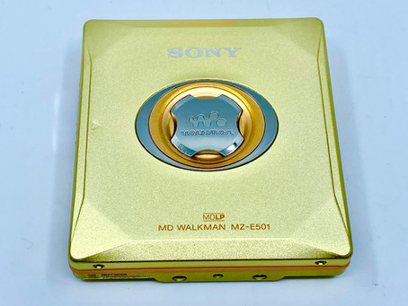 Sony Walkman MZ-E501 MiniDisc Player