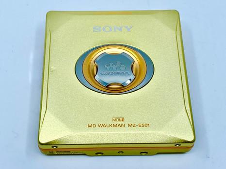 Sony Walkman MZ-E501 MiniDisc Player