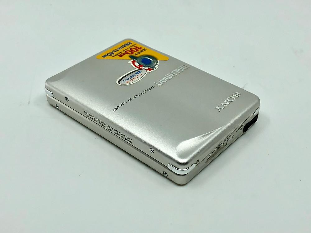 Sony Walkman WM-EX9 Portable Cassette Player