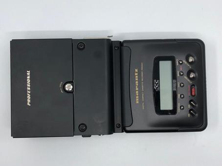 Marantz PMD-601 Professional DCC Digital Compact Cassette Recorder