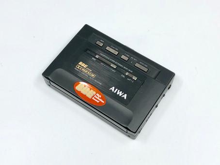 Aiwa HS-PX505 Portable Cassette Player