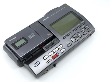 Sony MZ-R4ST MD Recorder