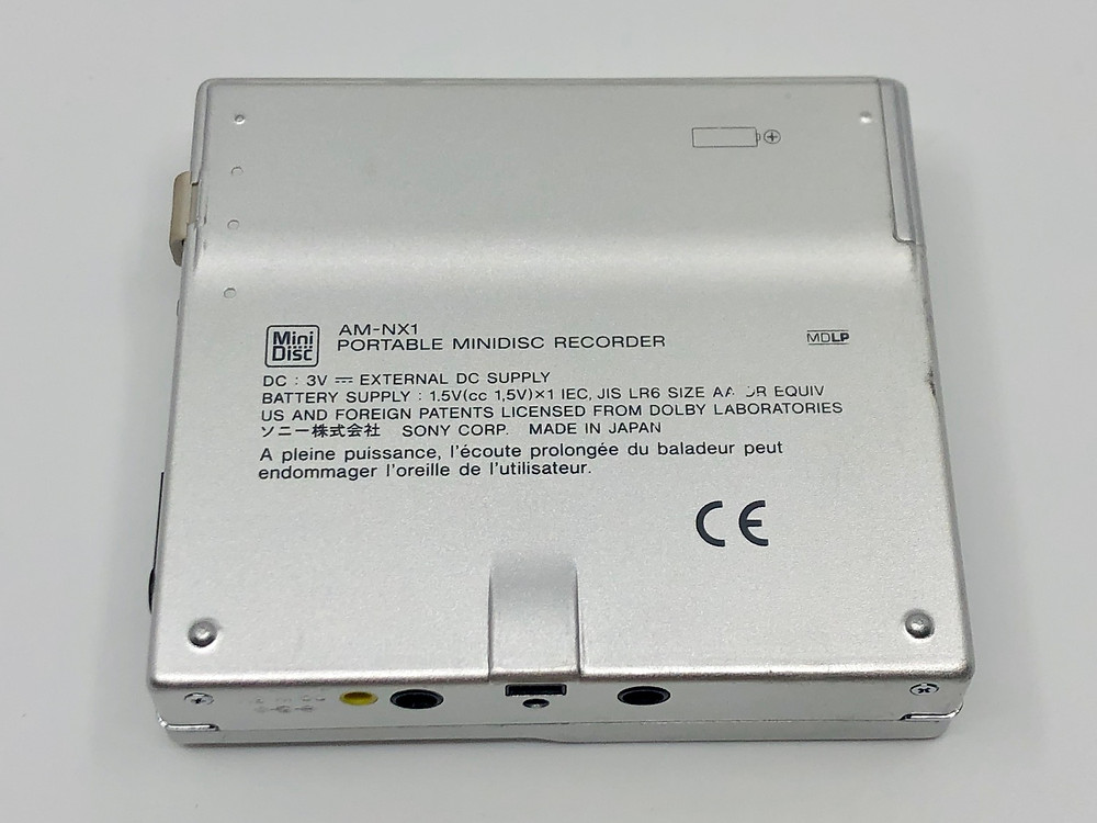 Aiwa AM-NX1 MD Player