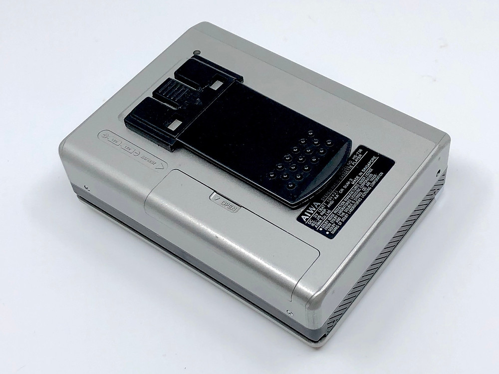 Aiwa HS-T36 Portable Cassette Player with Equalizer
