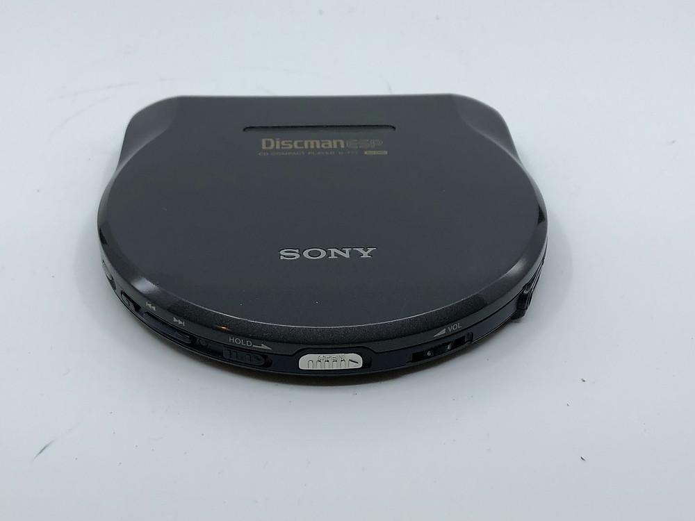 Sony Discman D777 Portable CD Player