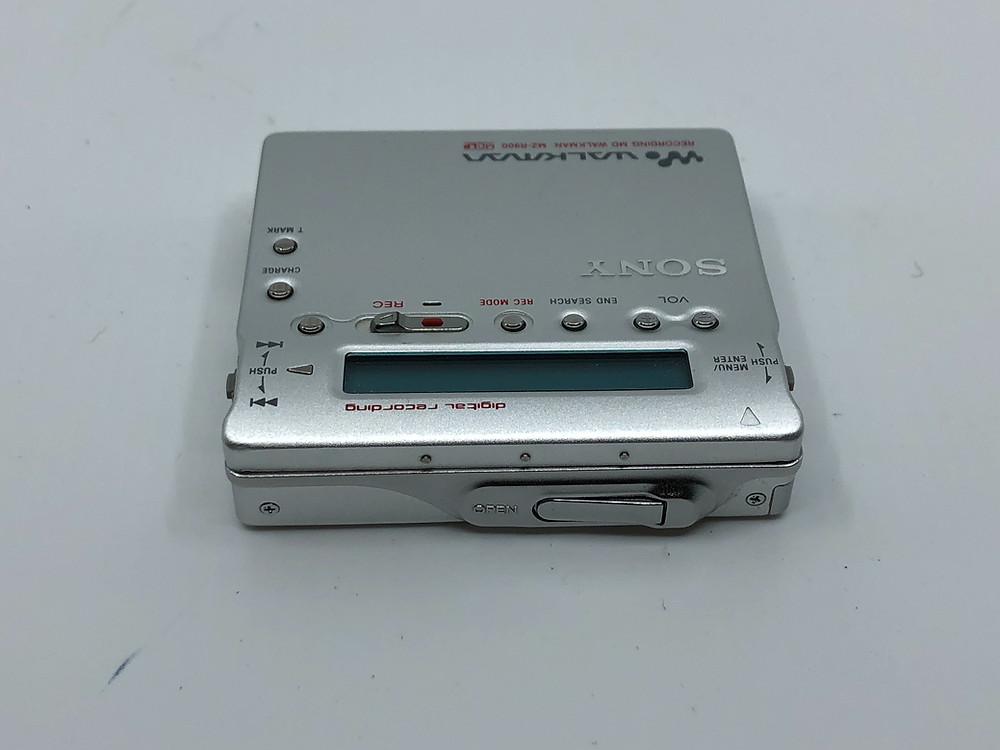 Sony MZ-R900 MD Recorder