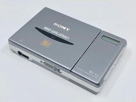 Sony Walkman MZ-E3 MiniDisc Player