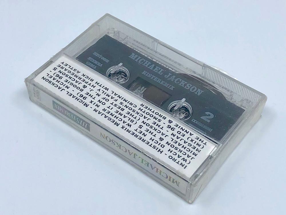 Michael Jackson Misteremix Cassette Album