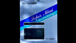 Toshiba KT-AS10 Portable Cassette Player