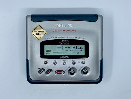 Philips DCC175 Digial Compact Cassette Player