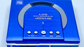 Sharp MD-ST501 MiniDisc Player