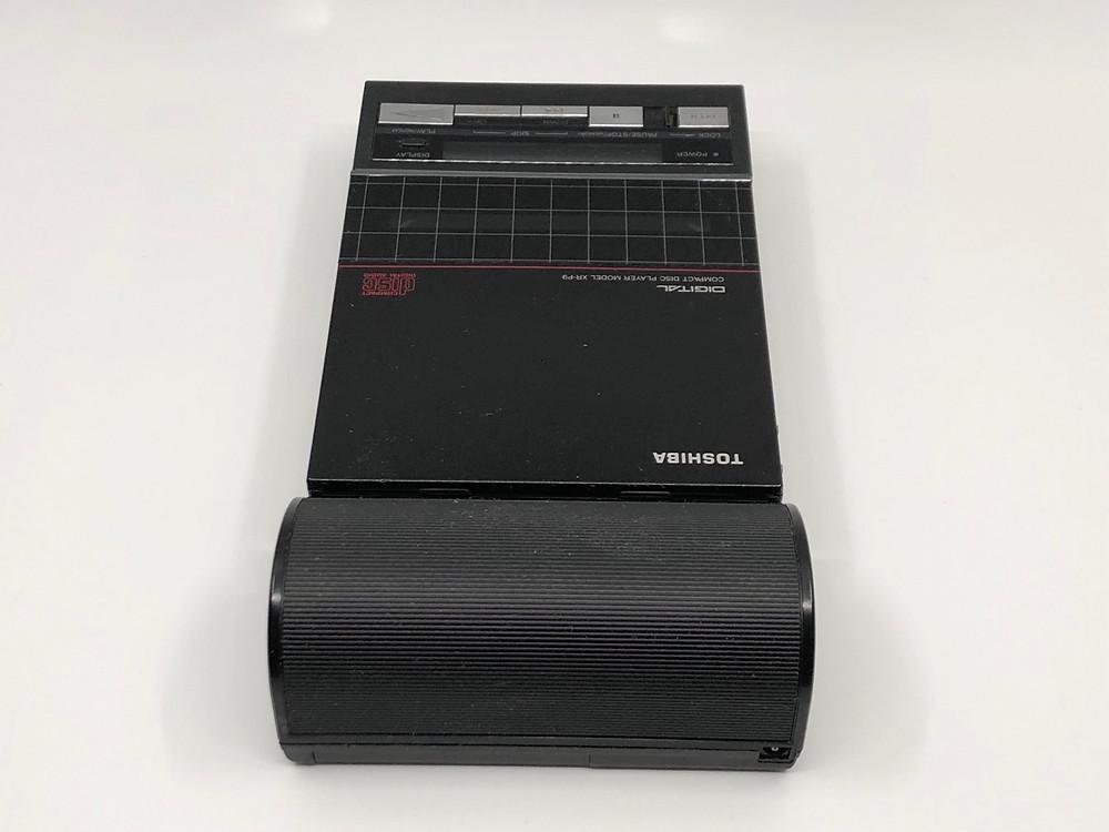 Toshiba XR-P9 Portable CD Player