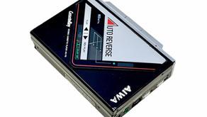 Aiwa CassetteBoy HS-P9 Portable Cassette Player Bla