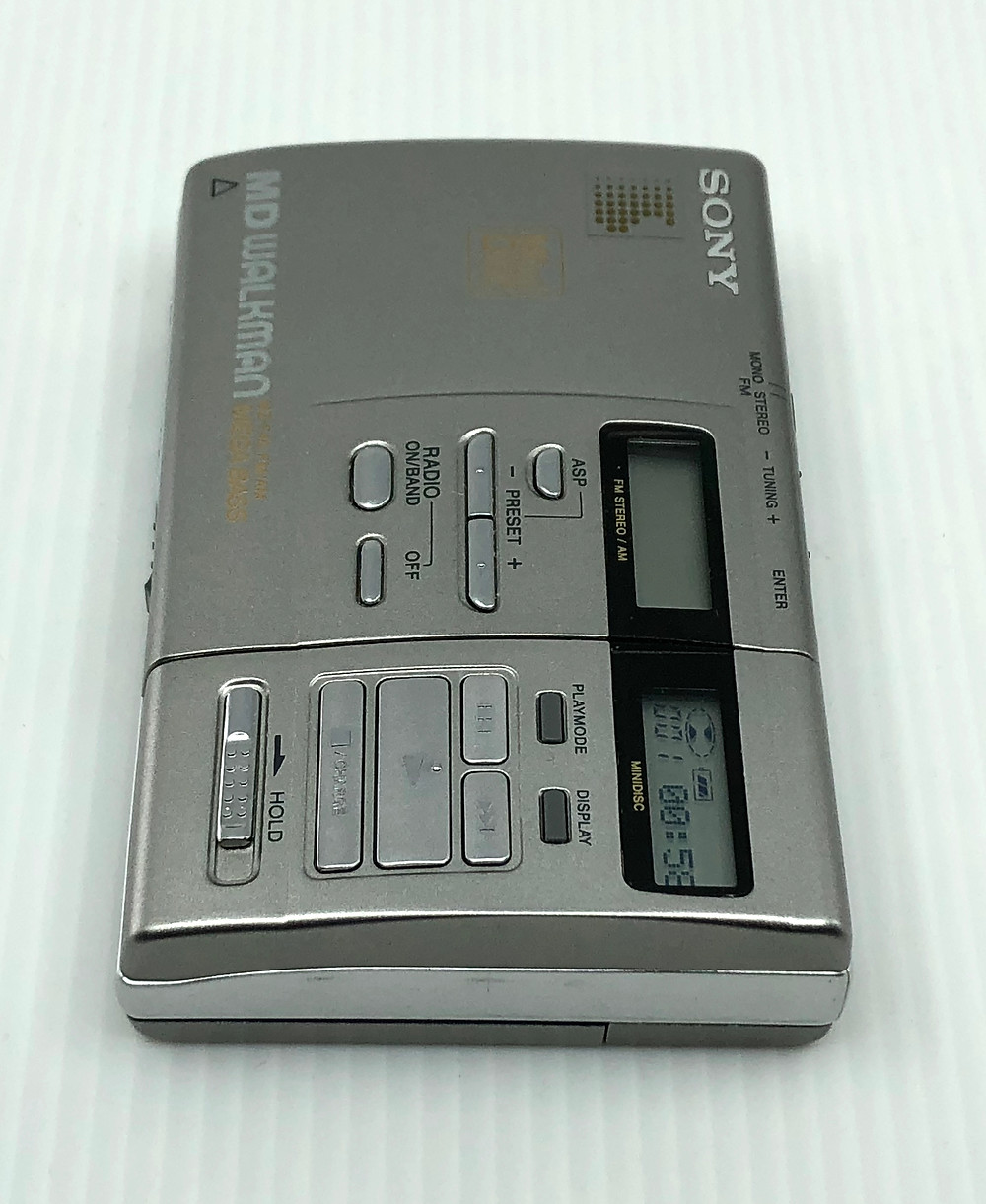 Sony MZ-F40 MD Recorder
