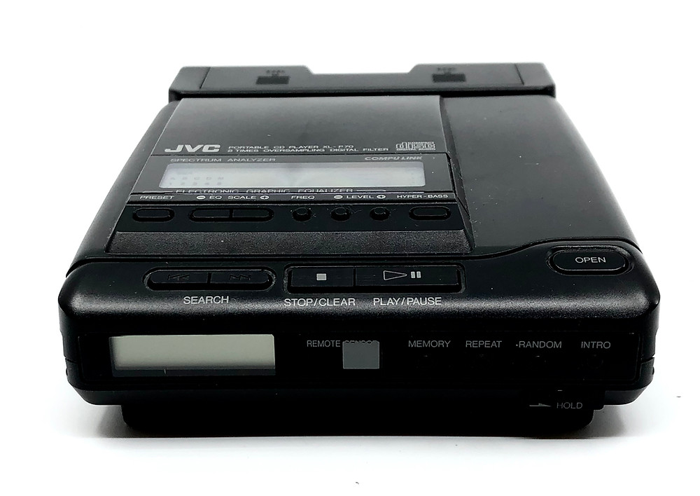 JVC XL-P70 Portable CD Player