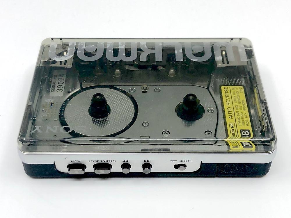 Sony Walkman WM-504 Portable Cassette Player